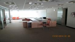 1400 sqm office space available in A