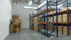 CLEAN AND FITTED 144 SQM ( AED430 per sqm) WAREHOUSE